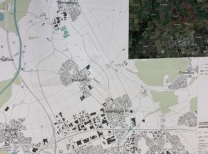 Karte von Steinheim